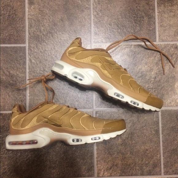 Nike Shoes | Nike Air Max Plus Tn Flax